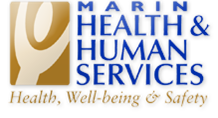 Marin Health and Human Services Logo