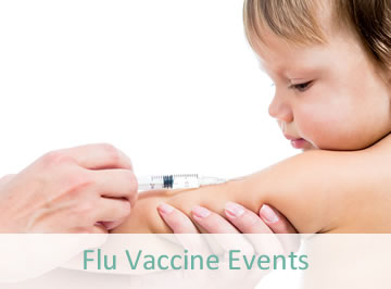Flu Vaccine Events